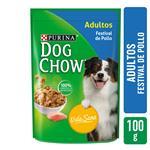 Alimento En Sobre Adultos PURINA DOG CHOW 100 Gr Pollo