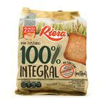 Tostadas 100% Integral Riera Paq 200 Grm