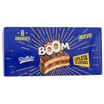 Alfajor Boom Chocolate 55 Gr X 6 Uni
