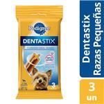 Cuidado Oral Diario  PEDIGREE DENTASTIX 3 Unidades