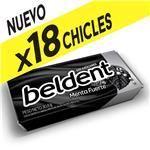 Chicles Menta Fuerte Beldent Est 30.6 Grm