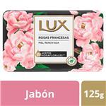 Jabon Tocador Rosas Francesa Lux Paq 125 Grm