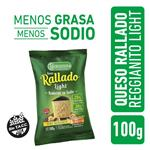 Queso Rallado Light La Serenisi Paq 100 Grm