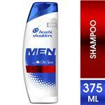 Shampoo HEAD & SHOULDERS     Botella 375 ML