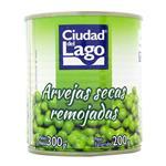Arvejas Ciudad Del Lago Lata 300 Gr
