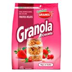 Granola Frutos Rojos GRANIX Paq 350 Grm