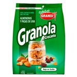 Granola Almendras Y Pa GRANIX Paq 350 Grm