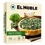 Tarta Espinaca El Noble Cja 240 Grm