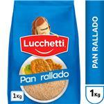 Pan Rallado . Lucchetti Paq 1 Kgm
