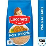Pan Rallado . Lucchetti Paq 500 Grm