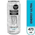 Bebida Energizante Monster Energy Ultra 473 Ml