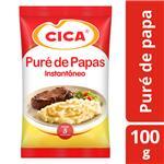 Puré Instantáneo CICA De Papas 100 Gr