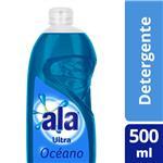 Detergente Lavavajilla Ala Oceano 500 Ml