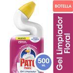 Limpiador P/Inodor Gel Lavanda Pato Purifi Bot 500 Ml