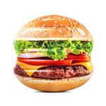 Isla Inflable. Hamburger 145x142cm . . .