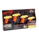 Pistola Nerf Alpha Strike 2 Dardos