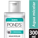 Agua Micelar C Ponds Original 300 Ml