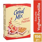 Barra Cereal C/Frutilla Cereal Mix Est 156 Grm