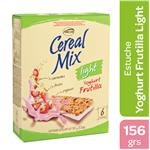 Barra Cereal Con Frutilla Y Cereal Mix Est 156 Grm