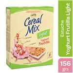 Barra Cereal Con Frutilla Y Cereal Mix Est 156 Grm