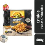 Papas Crinkle Mc Cain Paq 400 Grm