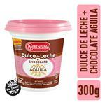 Relleno Chocolate Aguila LA SERENISIMA 300gr