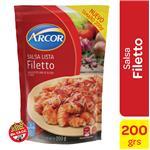 Salsa Filetto Arcor Pou 200 Grm
