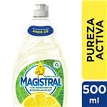 Detergente MAGISTRAL Ultra Pureza Activa 500 Ml