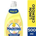 Lavavajillas Limon Cremoso MAGISTRAL Bot 500 Ml