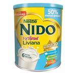 Leche En Polvo Nido Fortigrow Liviana X 800gr