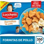 Formitas D/Pollo Lucchetti Paq 350 Grm