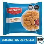 Bocadito De Pollo Lucchetti Paq 800 Grm