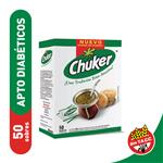 Endulzante Dietetico X50  Chuker Cja 40 Grm