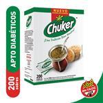 Endulzante Dietetico X200 Chuker Cja 160 Grm