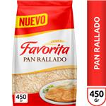 Pan Rallado . Favorita Bsa 450 Grm