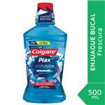 Enjuague Bucal Colgate Plax Ice Fusion 500x350ml
