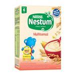 Cereal Infantil Nestum Multicereal Sin Azúcar Agregada X 200gr