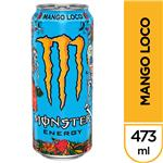 Energizante Mango Loco Monster Lat 473 Ml