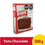 Bizcochuelo Chocolate Royal Cja 500 Grm