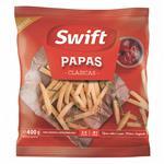 Papas Prefritas Clás Swift Paq 400 Grm