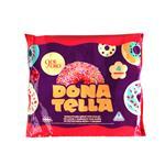 Donas Congeladas Donut Rosa C/G Donatella Paq 300 Grm
