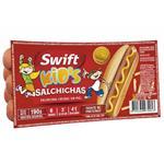 Salchichas Kids X 6 Uni Swift Kids Paq 190 Grm