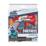 Micro Shots Fortnite Ts Lanzadores Nerf