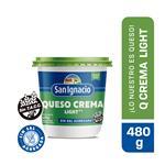 Queso Crema Light Sin Sal San Ignacio Pot 480 Grm