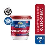 Queso Crema . San Ignacio Pot 290 Grm