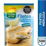 Filete De Merluza Granja Del Sol 500 Gr