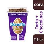 Postre Torta Y Chocol Danette Vas 116 Grm