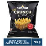 Papas Extra Crunch Simplot Bsa 700 Grm