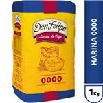 Harina Trigo 0000 Don Felipe Paq 1 Kgm
