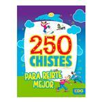 Libro 250 Chistes P/ Reir Mejos 202 . . .
